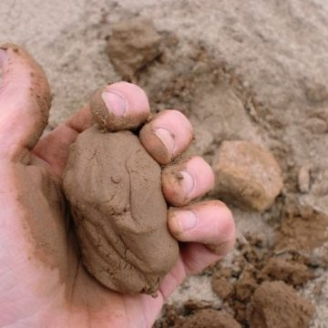 Фундамент на глине